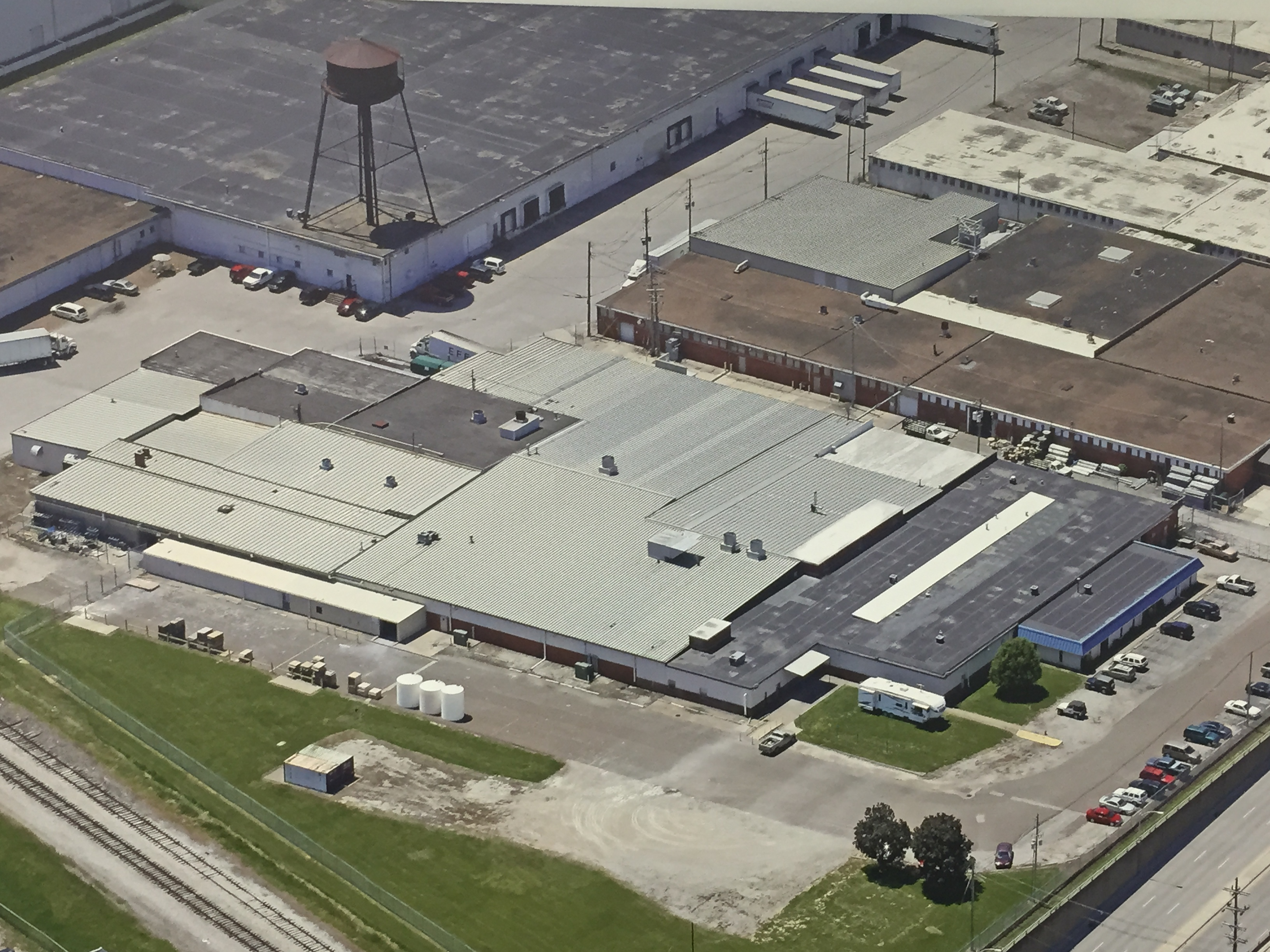 SealCorp USA Arial View